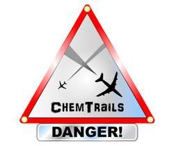 Chemtrails Danger Zeichen