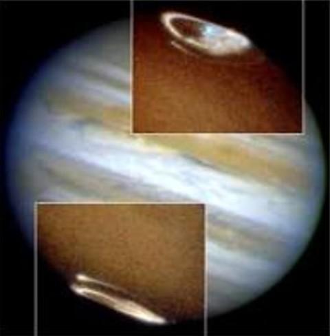 Hohler Jupiter