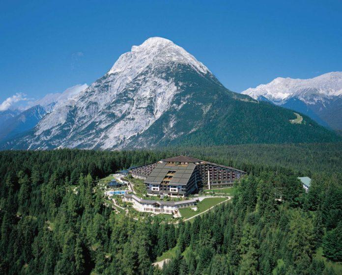 Interalpen Hotel Tyrol - Ort des Bilderbergertreffen 2015