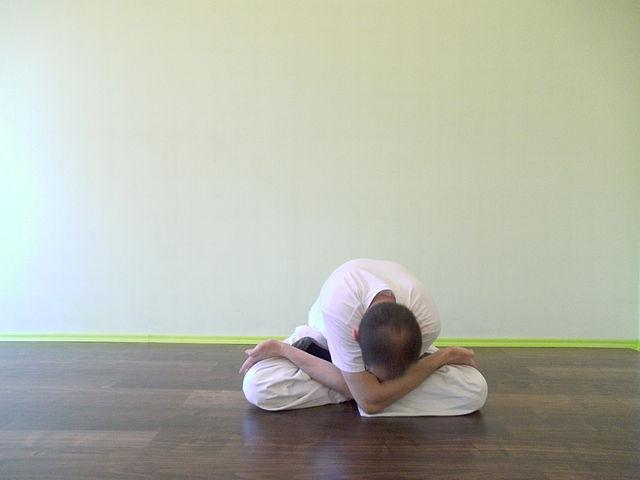 1. Makko Ho Übung für Perikard- und Dreifachen Erwärmermeridian