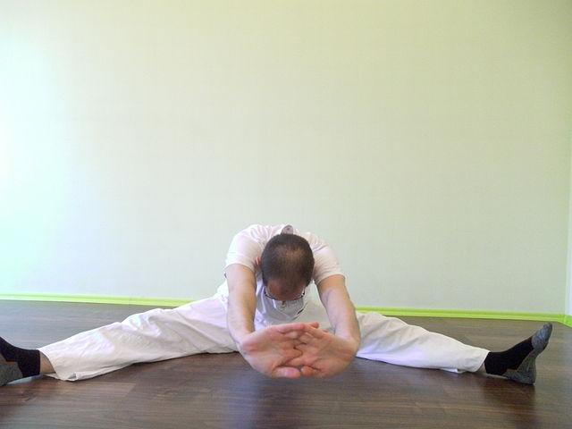 2. Makko Ho Übung für Gallenblasen- und Lebermeridian