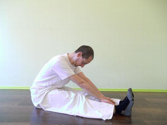 Alternative Makko Ho Übung für Blasen- und Nierenmeridian