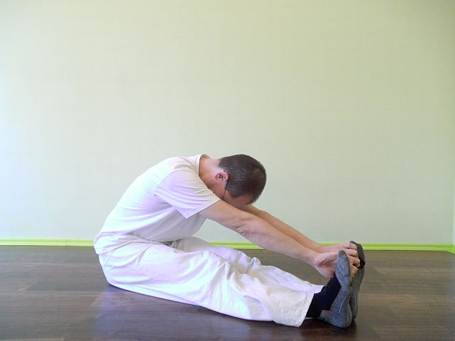 Makko Ho Übung für Blasen- und Nierenmeridian