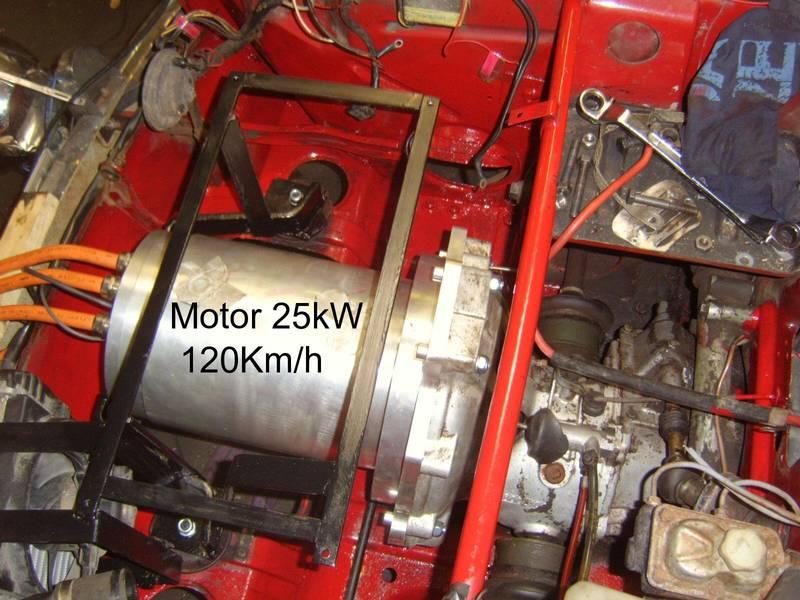 25kW-Motor
