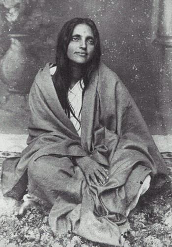 Mâ Ananda Moyî