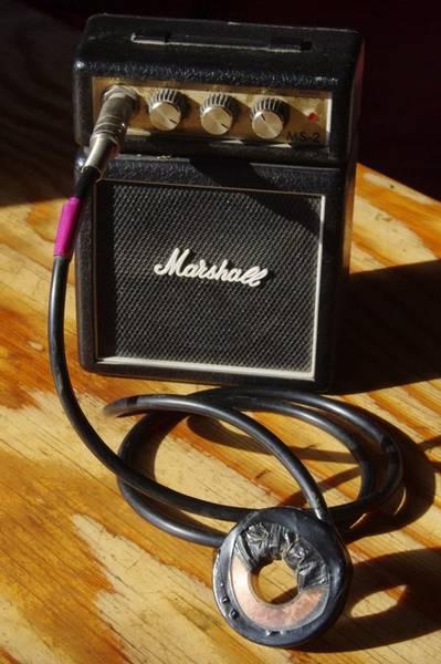 Gitarrenverstärker von Marshall