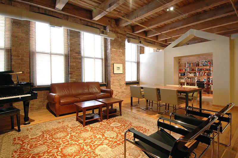 Loft, 400 South Green Street, Chicago