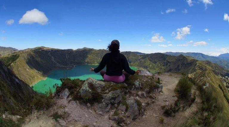 Bergmeditation: Für ein dauerhaftes inneres Gleichgewicht