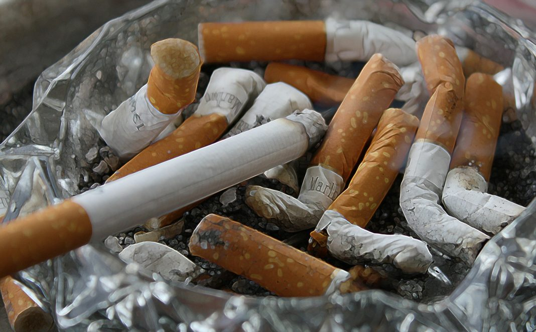 feasibility of cigarette butts and garlic Cigarette butts were collected over 3-day periods in 4 campus hotspots during each wave personnel time and cost to implement the program were determined results: there were declines in observed violators per ambassador visit and number of cigarette butts over time.