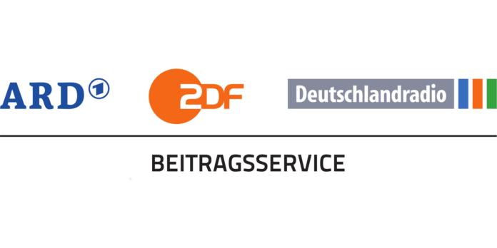 ARD ZDF Beitragsservice Logo früher GEZ