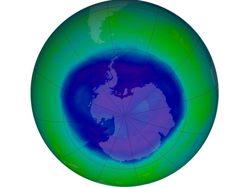 Ozonloch Lüge
