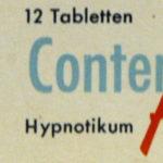 Contergan Tabletten