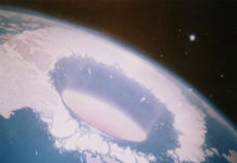 Hohle Erde: Loch im Nordpol