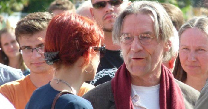 Katja Kipping & Ralph Boes BGE Berlin 2013