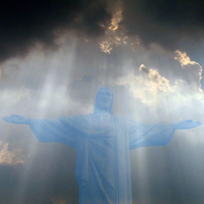 Eien Weltuntergang mit Jesus am Himmel durch Blue Beam Projekt?