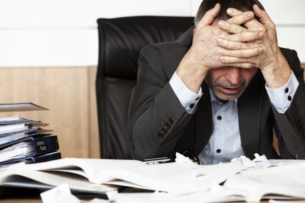 Burnout oder nur Überarbeitung?