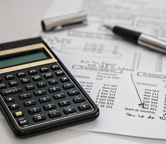 Taschenrechner und Kapitallebensversicherung