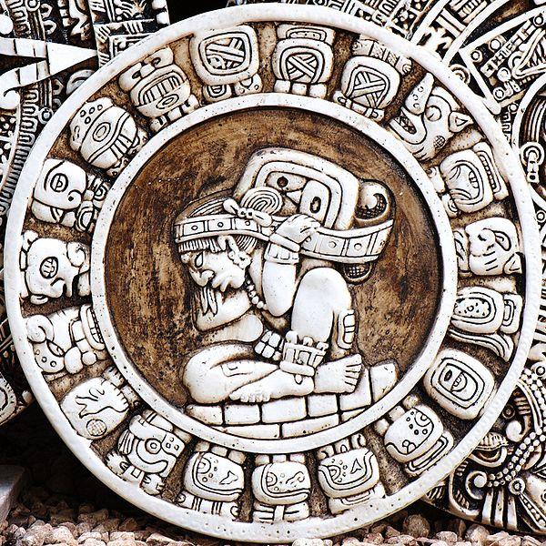 Der Maya Kalender Haab