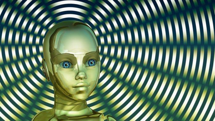 Roboterkopf mit Mikrowellen = Gehirnwäsche?