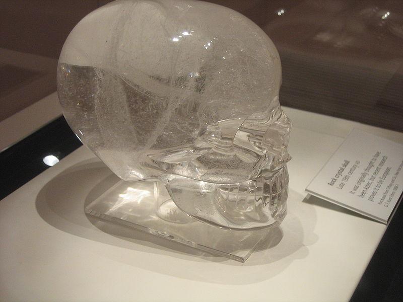 Mitchell Hedges Kristallschädel