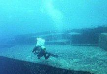 Unterwasser Pyramide in Japan, Yonaguni