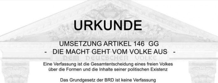 Urkunde 146 von staatenlos