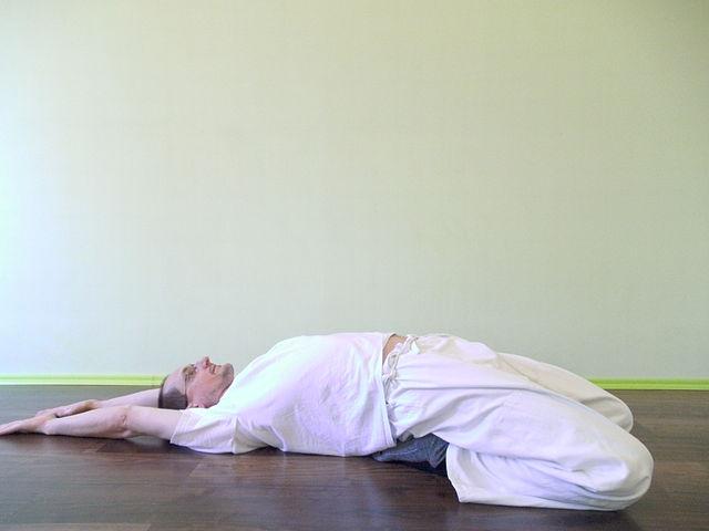 Erweiterte Makko Ho Übung für Magen- und Milzmeridian