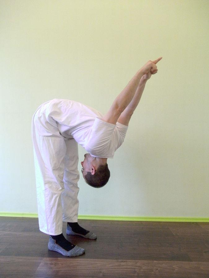 Makko Ho Übung für Lungen- und Dickdarmmeridian