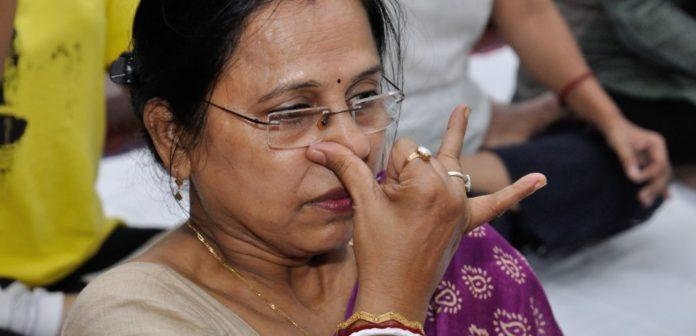 Wechselatmung - Nadi Shodhana - Pranayama