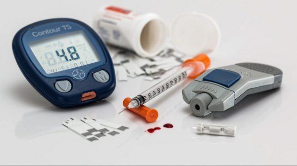 Diabetes Utensilien