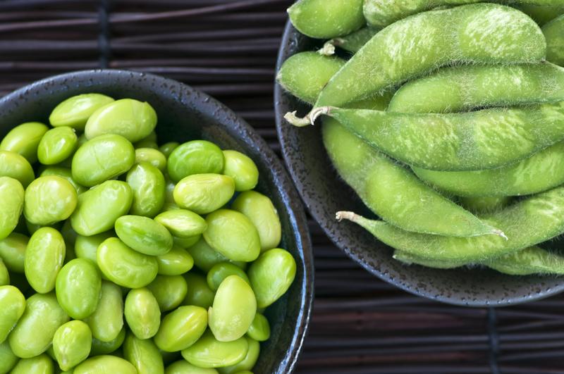 Grüne Bohnen haben viel pflanzliches Eiweiß
