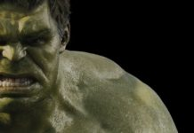 Grüner Hulk und sein Zorn