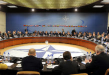 ATO Ministers of Defense and of Foreign Affairs meet at NATO headquarters in Brussels 2010