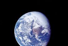 Darstellung der Erde oder CGI