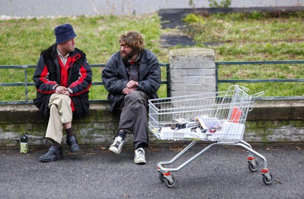 Obdachlos trotz Rente