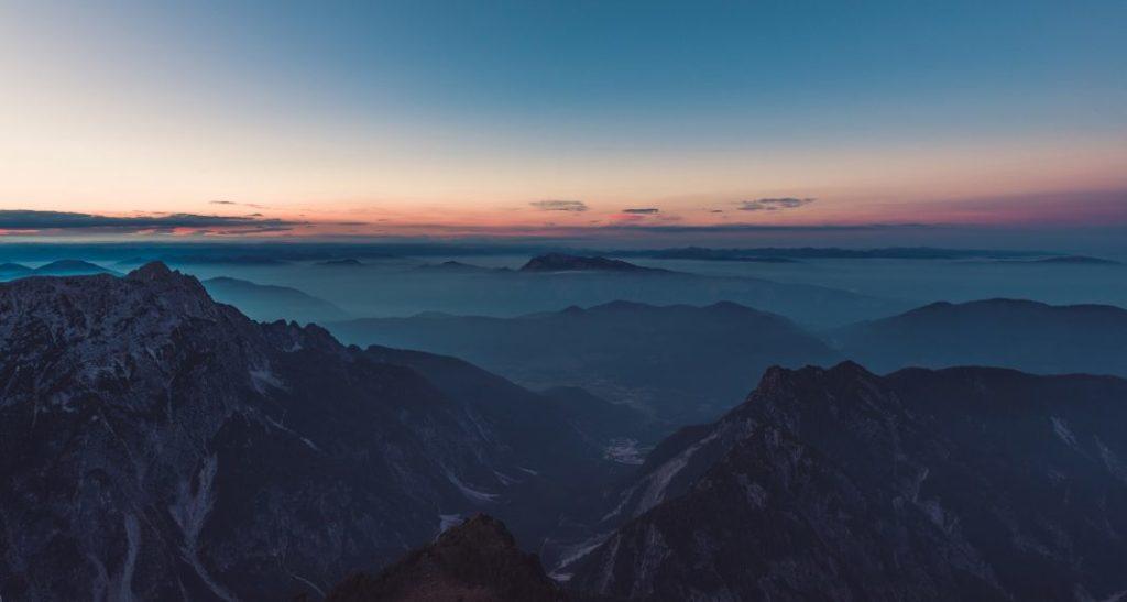 Flache Erde Horizont 2