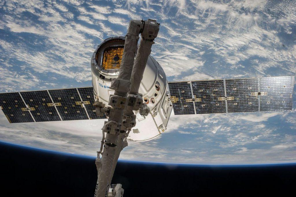 Satelliten - davon gibt es jede Menge