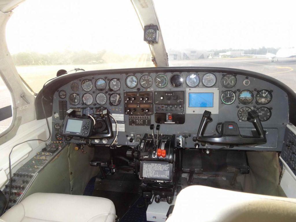 Cockpit klein