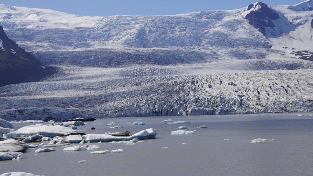 Grönland heute - Warten auf die Klimaerwärmung