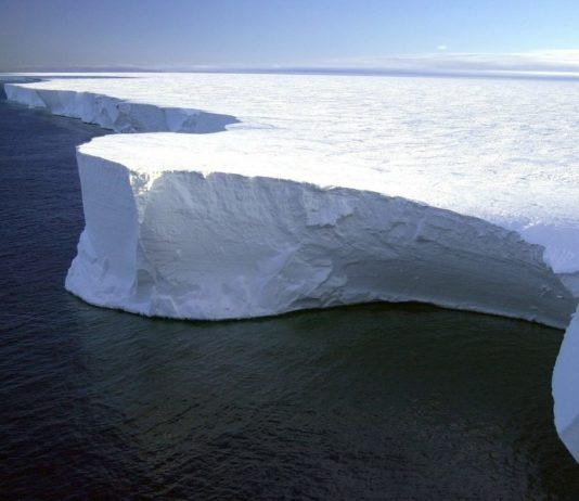 Antarktis - Rand der Welt?