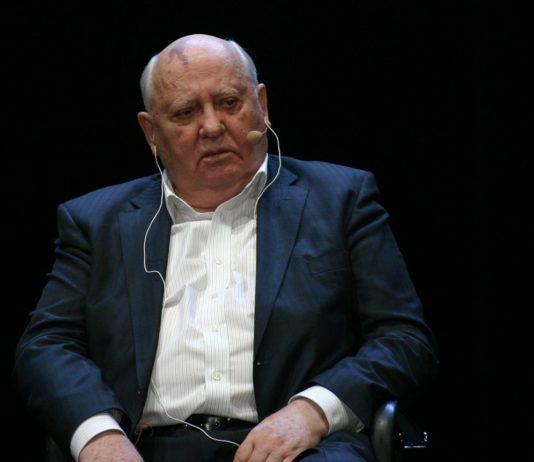 Michail Gorbatschow 2013