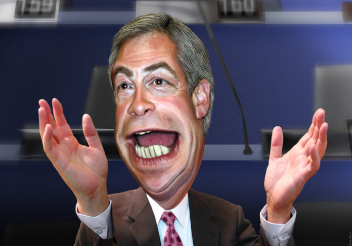 Gehört Nigel Farage zu den Populisten?