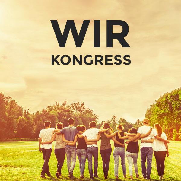 WIR-Kongress vom 22.-23. Oktober in der Stadthalle Gießen