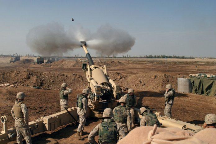 Angriff auf Mosul