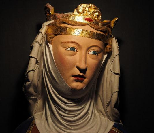 Statue von Kaiserin Kunigunde