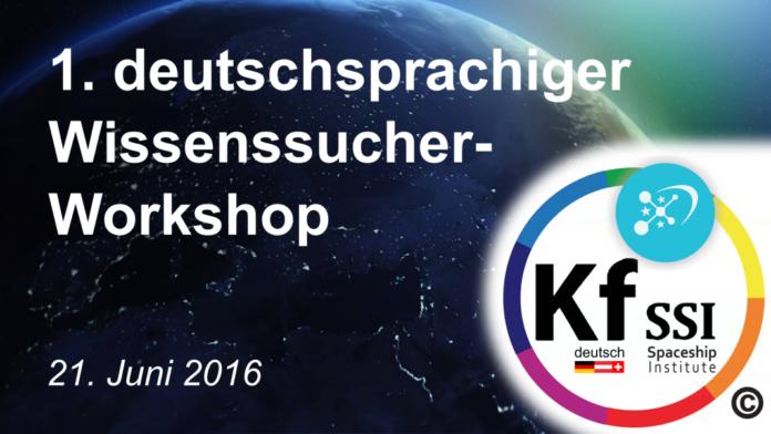 1. Keshe Foundation Wissenssucher-Workshop