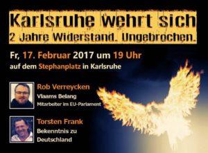 Demo Karlsruhe wehrt sich