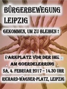 Bürgerbewegung Leipzig