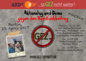 So GEZ nicht weiter - GEZ-Boykott.de