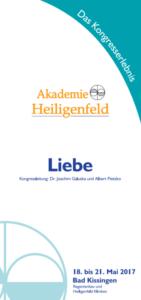 akademie-heiligenfeld-kongress - liebe